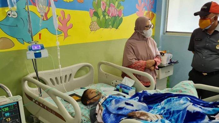 Bocah Lantunkan Al-Quran saat Terbaring di Rumah Sakit, Guru Ngaji: Terjadi Ketika Mengigau