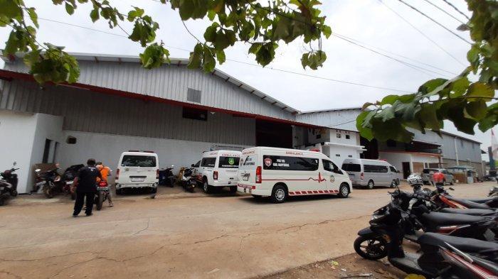 Melihat Bengkel Perakitan Ambulans di Babelan Bekasi, Orderan Meningkat saat Pandemi Covid-19