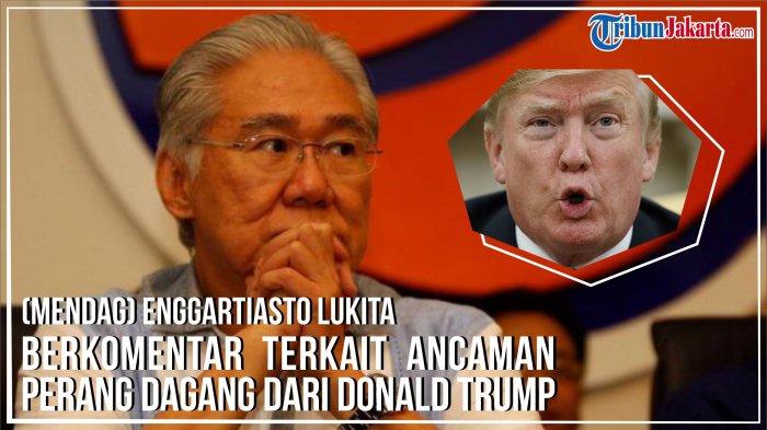 Indonesia Siap Melawan Ancaman Perang Dagang dari Donald Trump