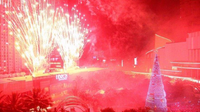Larangan Pesta Kembang Api Malam Tahun Baru 2019 di 8 Daerah: Bandung, Jakarta, Tanggerang, Surabaya
