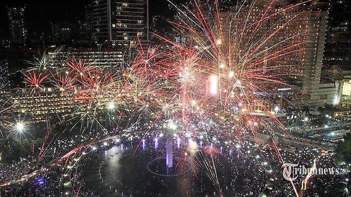 Panggung Hiburan hingga Rekayasa Arus Lalin Saat Tahun Baru 2020 di Jakarta