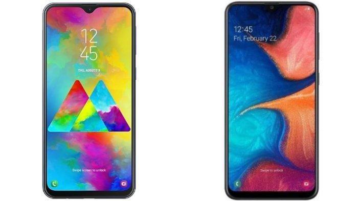 Perbandingan Spesifikasi Samsung Galaxy A20 dan Galaxy M20 yang Cuma Selisih Harga Rp500 Ribu