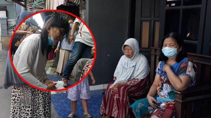 Bergaya Dermawan, Perempuan Pelaku Hipnotis Modus Kasih Bansos ke Nenek Siti Tertangkap di Kalideres
