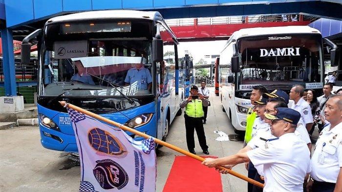 Belum Ada Akses Angkot, BPTJ Resmikan Terminal Pondok Cabe Di Penghujung Tahun 2018