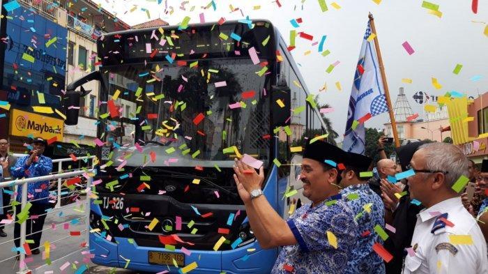 Bus Transjakarta Koridor 13 Diperpanjang Hingga CBD Ciledug