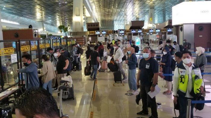 Berlakukan PCR Test, Bali Masih Jadi Destinasi Favorit Penumpang dari Bandara Soekarno-Hatta