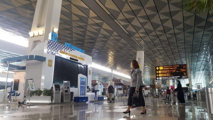 Edaran Kemenkes: Penumpang dari Luar Negeri Tiba di Bandara Soekarno-Hatta Dibawa ke Asrama Haji