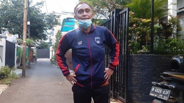 Eks Persib Bandung Klarifikasi Kabar Jadi Kuli Batu Proyek Persija Glory Bangun Tempat Pengajian