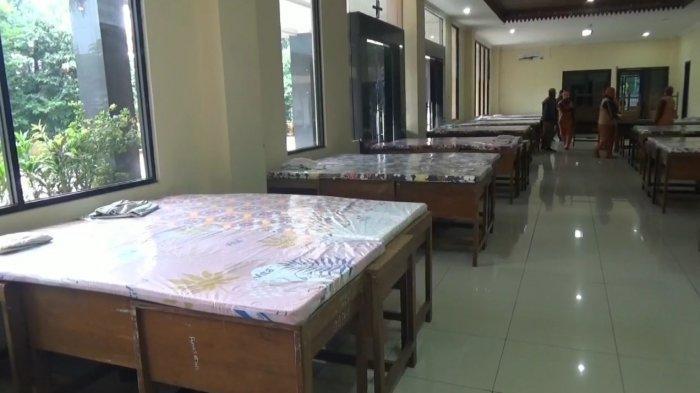 10 PMKS di GOR Pasar Minggu Dirujuk ke RS dan Panti Sosial, Satu Orang Menderita Gangguan Jiwa