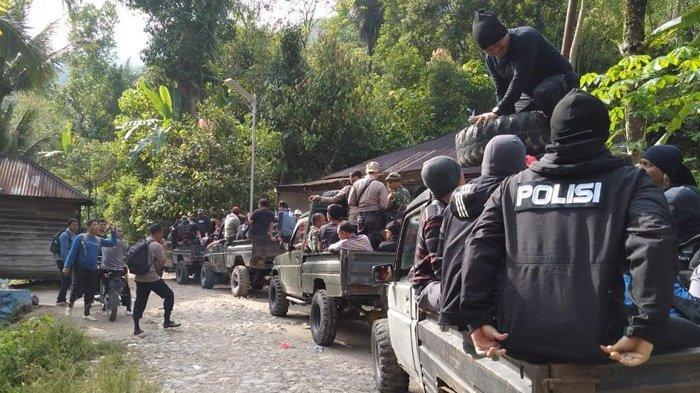 Cerita Polres Jakarta Barat Ungkap Ladang Ganja di Pegununan Mandailing Natal: 8 Jam Penuh Lika Liku