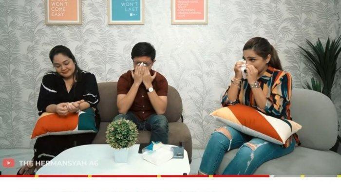 Kronologi Ashanty dan Ketiga Anaknya Positif Covid-19: Tiba-tiba Meriang dan Flu