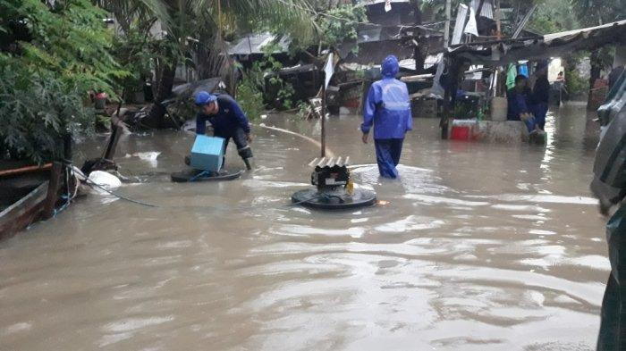 Pemkot Jakarta Timur Masih Cari Cara Selesaikan Banjir Luapan PHB Sulaiman