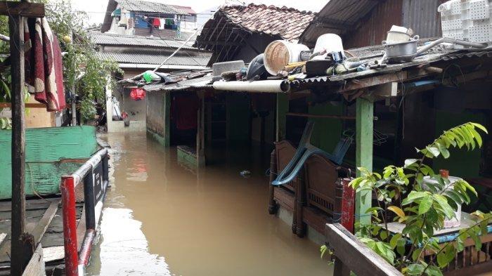Imbas Hujan Deras, 4 RW di DKI Jakarta Dikepung Banjir, Cek Daftarnya