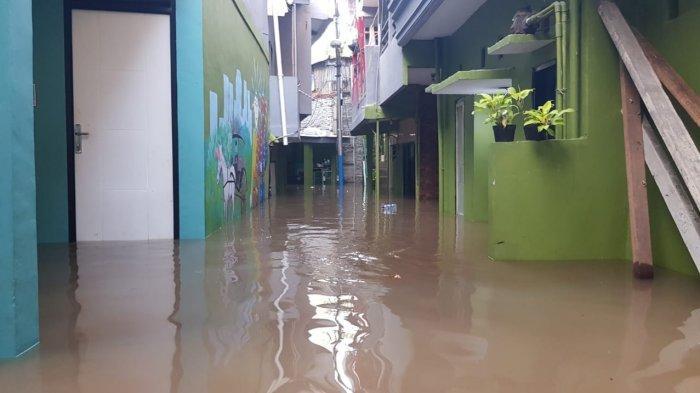 Jelang Musim Hujan, Wagub DKI Minta Warga Siap Siaga Atasi Banjir hingga Awal Tahun 2022