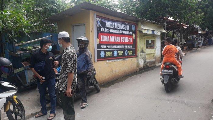 Zona Merah Covid-19, RW 02 Cipinang Melayu Belum Terapkan PPKM Mikro