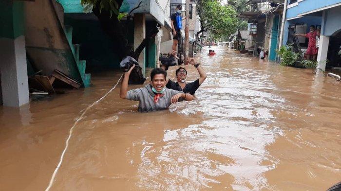 Beda Banjir Era Anies dan Ahok, Sosok Ini Singgung Soal Penanganan: Pak Anies Tak Melakukan Apa-apa