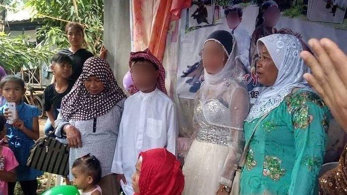 Malas Sekolah dan Lelah Hidup Susah, Bocah di Lombok Pilih Nikah dengan Buruh Berusia 17 Tahun