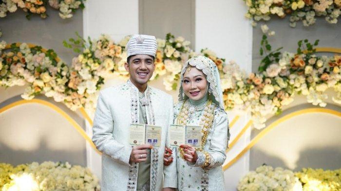 Pernikahan Spektakuler Influencer drg Jeffry Kurniawan dan dr Dila Hasil Karya WO Ternama Riau