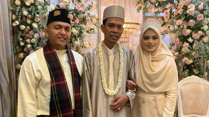 Intip Penampilan Istri Ustaz Abdul Somad Saat Nikah, Gadis Asal Jombang yang Beda Usia 24 Tahun