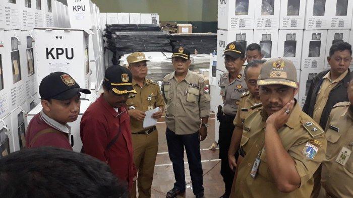 VIDEO Kecamatan Jagakarsa Mulai Sebar 3.884 Kotak Suara ke Enam Kelurahan