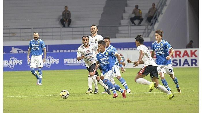 Persib vs Bali United Hari Ini; Maung Bandung Kalah Head To Head, Manfaatkan Dukungan Bobotoh