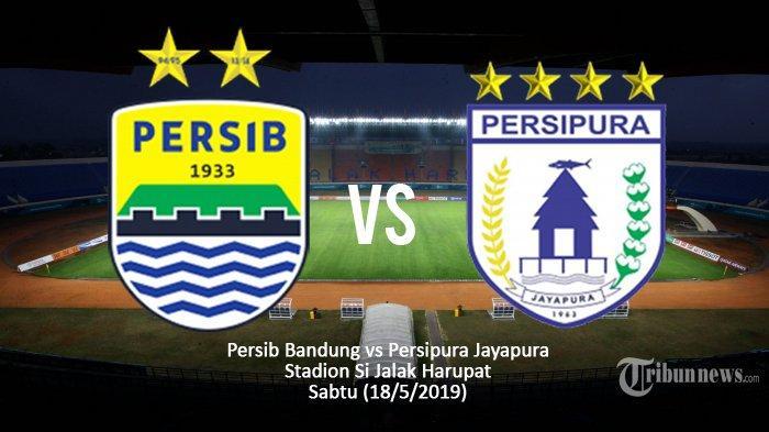 Laga Pertama Maung Bandung, Prediksi Susunan Pemain Persib Vs Persipura dan Link Live Streaming