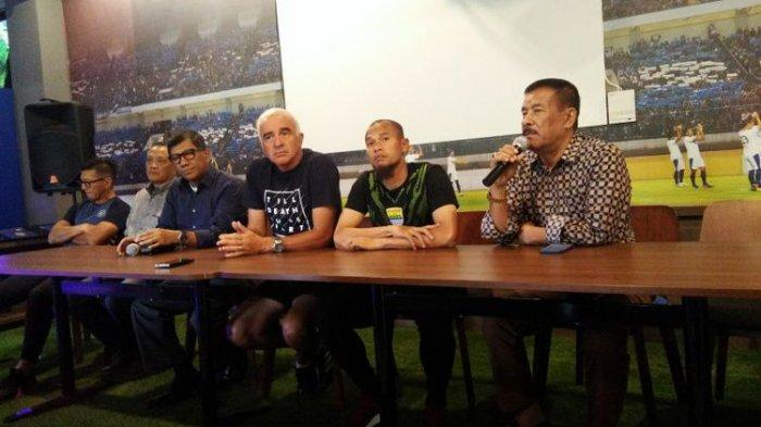 Manajemen Persib Bandung Damaikan Supardi dan Mario Gomez, Isu Suap dan Pengaturan Skor Selesai