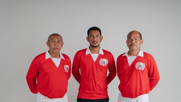 Persija Legend Punya Seragam Tempur Baru, Ganesa Sports Bikin Pemain Nostalgia