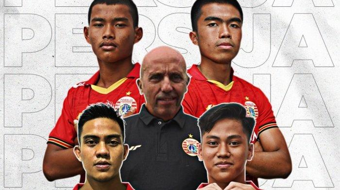 Sedang Berlangsung Persija Jakarta Vs PSIS Semarang di Indomilk Arena, Saksikan Live Streamingnya