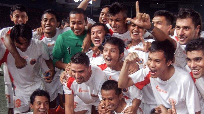 Sejarah Hari Ini: Persija Jakarta Juara Trofeo Edisi Kedua, Kalahkan Arema FC dan Persisam