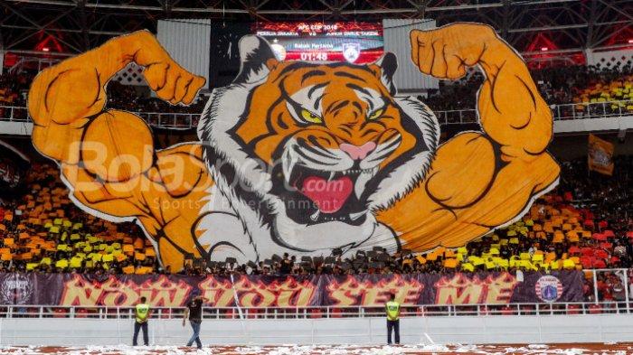 Keren! Persija Jakarta Jadi Klub Terpopuler di ASEAN, Kalahkan Persib dan Raksasa Liga Malaysia JDT