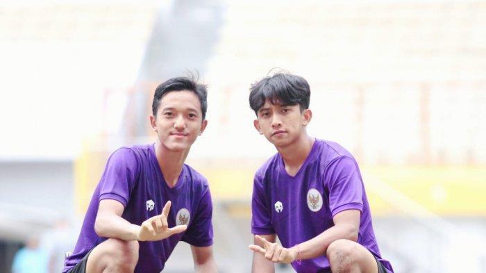 Jalani TC Timnas U-16 Indonesia, Pemain Muda Persija Resa Aditya Bersyukur Kembali Dipanggil