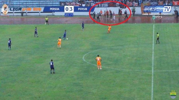 Tanggapan Manajer Persija Jakarta U-19 Soal Suporter Masuk Lapangan saat Timnya Hadapi Persib U-19