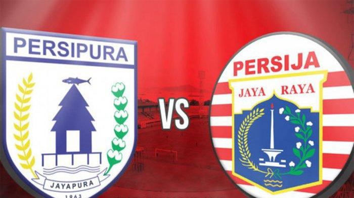 Hasil Liga 1: Persipura vs Persija Jakarta Berakhir Imbang 0-0