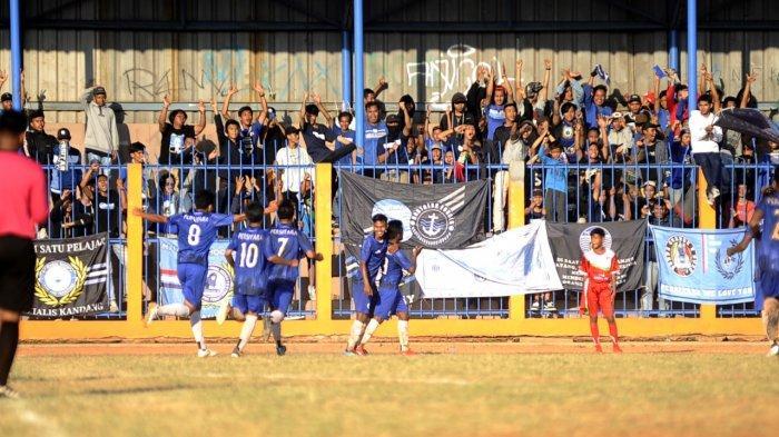 Persitara berhasil mengalahkan Klub ABC Wirayudha di Stadion Tugu, Jakarta Utara dengan skor 2-0, Minggu (18/8/2019).