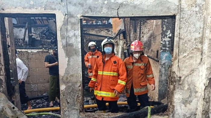 Kebakaran Kembali Terjadi di Matraman, 11 Rumah Dilalap Si Jago Merah