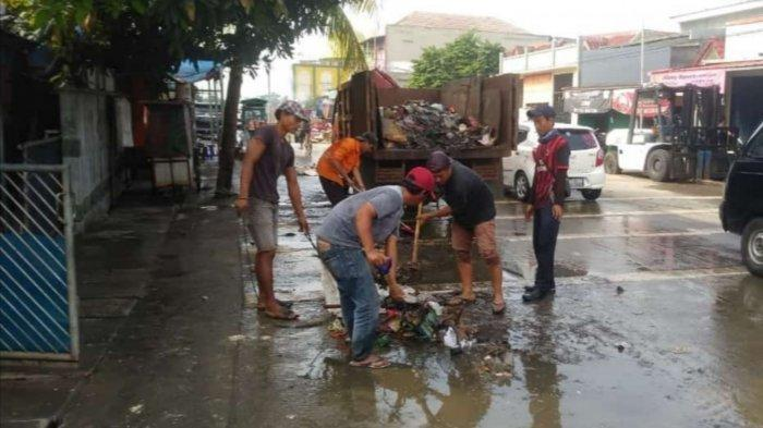 Pascabanjir, Sampah di Tangerang Naik 13 Persen Sampai Ratusan Ton