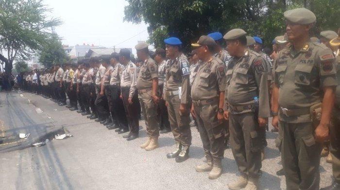 300 Personel Gabungan Dikerahkan saat Eksekusi Lahan di Koja Jakarta Utara