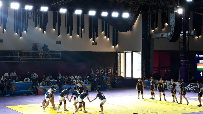 Mengenal Cabor Kabaddi Yang Disebut Gobak Sodornya Asian Games 2018 Tribun Jakarta