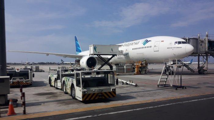 Hasil Investigasi Garuda Indonesia yang Nyaris Tabrakan di Bandara Soekarno-Hatta Sudah Keluar