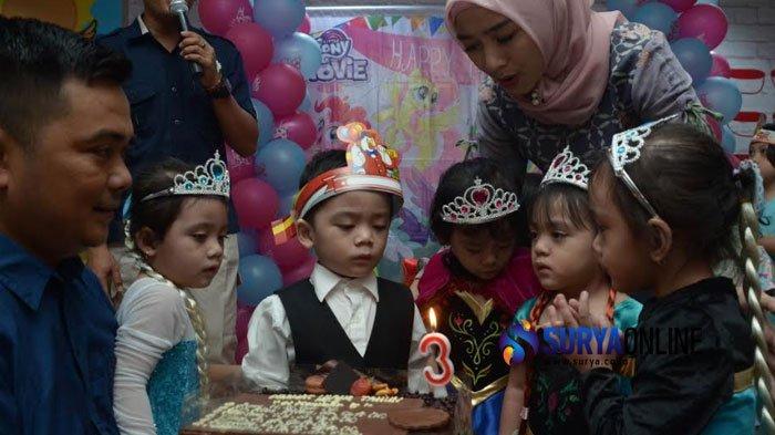 Lahir dari Proses Inseminasi, Begini Kondisi Terkini Anak Kembar 5 di Surabaya Setelah 3 Tahun