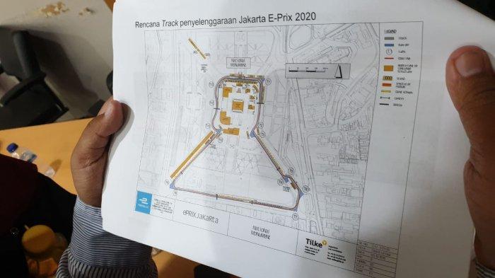 Tim Ahli Cagar Budaya Nasional Tak Ingin Balapan Formula E di Area Monas yang Sakral