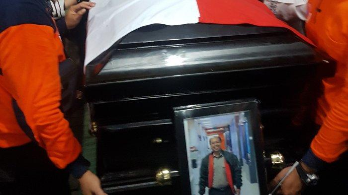 Kesaksian Pengangkat Jenazah Sutopo Sebelum Dimandikan di Rumah Duka