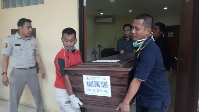 Jenazah Penyelam WNA yang Hanyut di Sangiang Teridentifikasi, Korban Warga Negara Singapura