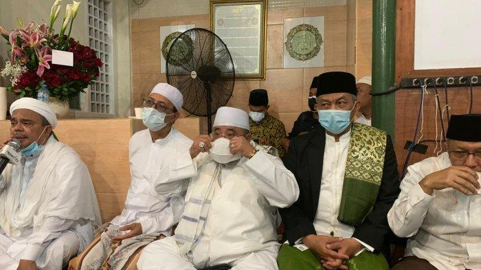 Ketua Majelis Syuro PKS Habib Salim: HRS Milik Seluruh Umat, Bersama Membangun Indonesia