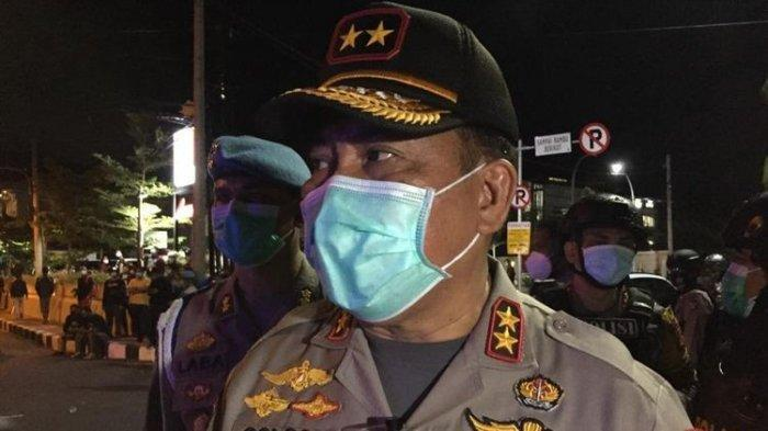 Petrus Golose saat masih menjabat Kapolda Bali Oktober 2020.