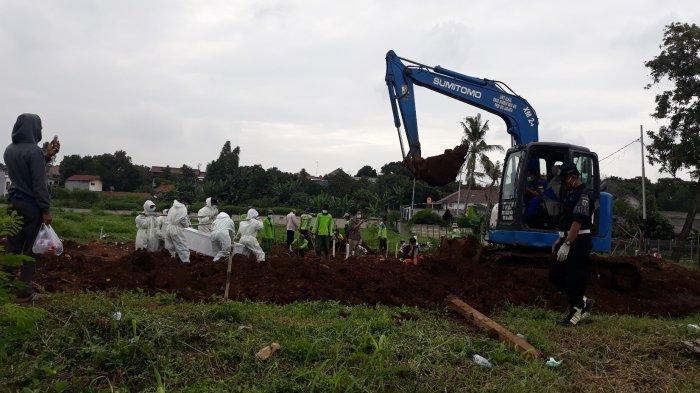 Pemkot Jaksel Ungkap Pemakaman Covid-19 di TPU Srengseng Sawah Sempat Ditolak Warga
