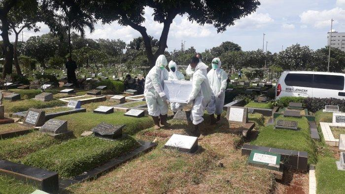 Kabar Gembira, Jumlah Pemakaman Jenazah Covid-19 di Kabupaten Tangerang Turun 75 Persen