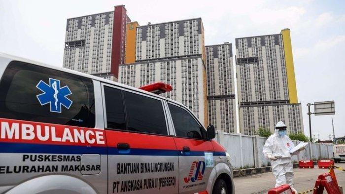 Kabar Baik, Tingkat Keterisian Rumah Sakit Rujukan Covid-19 di DKI Jakarta Alami Tren Penurunan