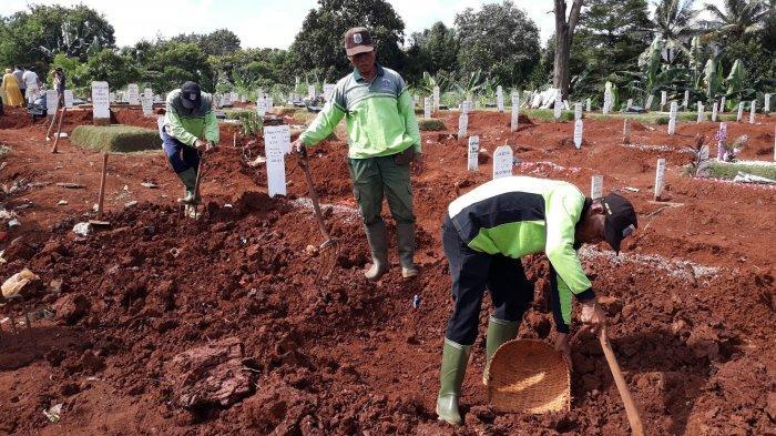 UPDATE 3 Lokasi Pemakaman Khusus Covid-19 di DKI Jakarta dan Sisa Liang yang Bisa Diisi